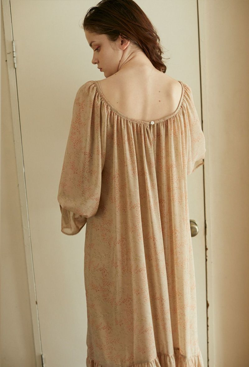 BEIGE/172cm/Tall length着用