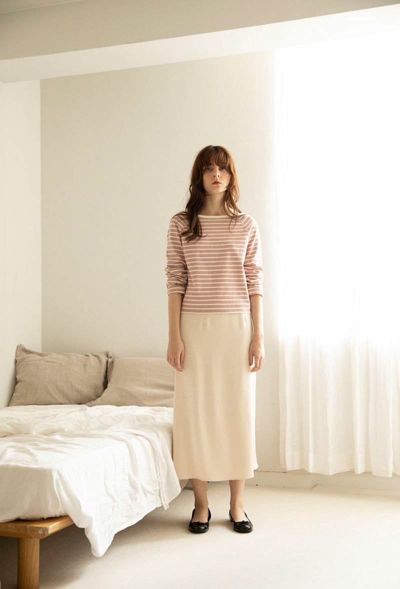 PINK-OFFWHITE/170cm